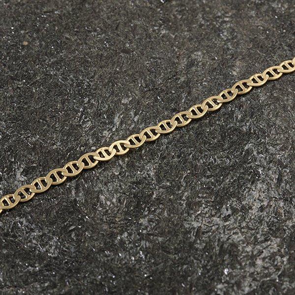 Zlatý řetízek 49,5 cm