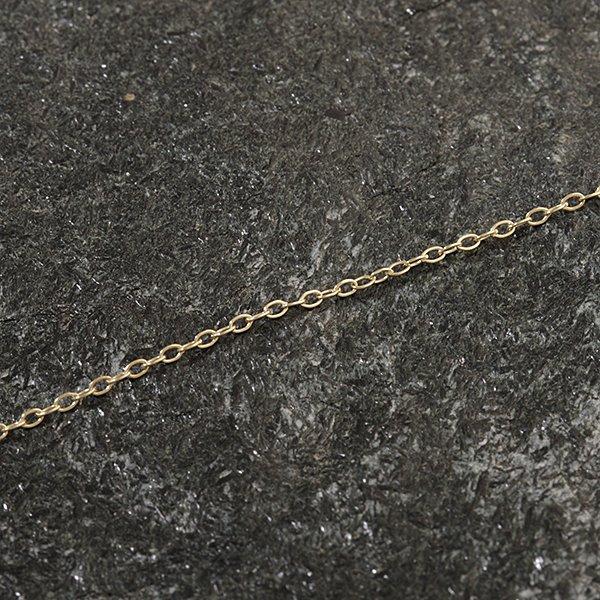 Zlatý řetízek 51 cm