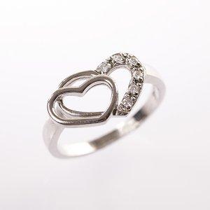 Stříbrný prsten vel. 56
