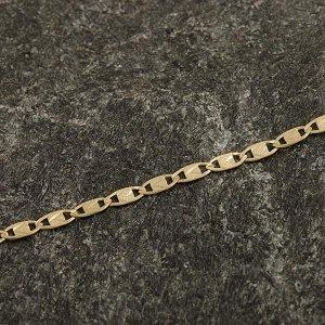 Zlatý náramek 19,5 cm