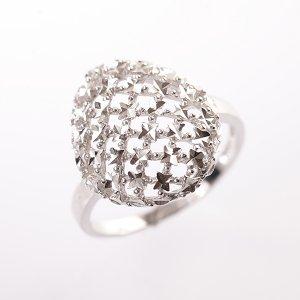 Stříbrný prsten vel. 58